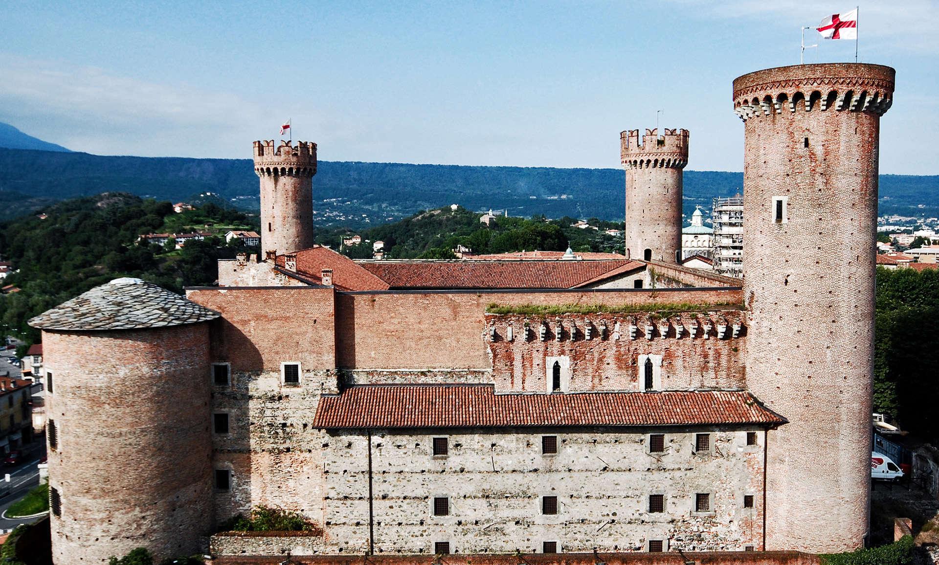 Quinto Ampliamento - Castello di Ivrea